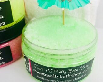 Coconut Lime Sugar Body Scrub