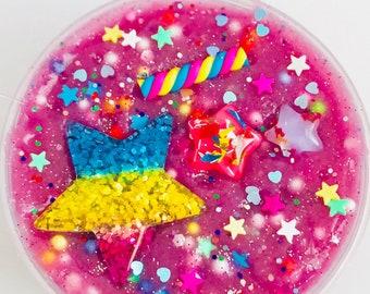Pop Star Party Slime