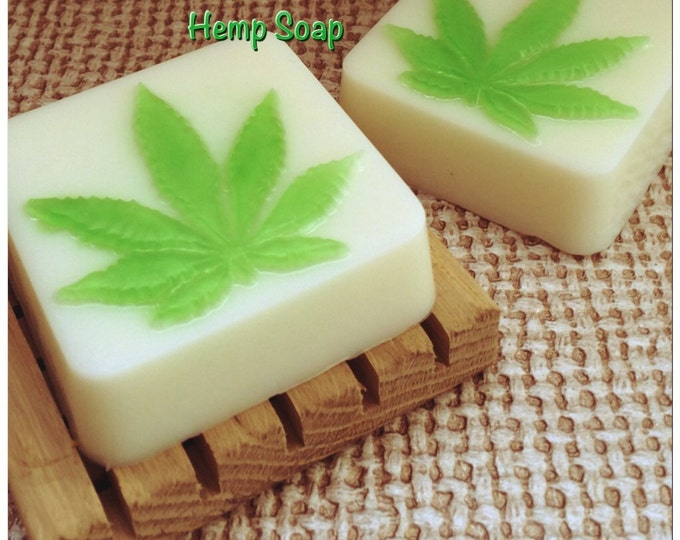 Hemp Seed Scented Exotic Hemp and Shea Butter Soap