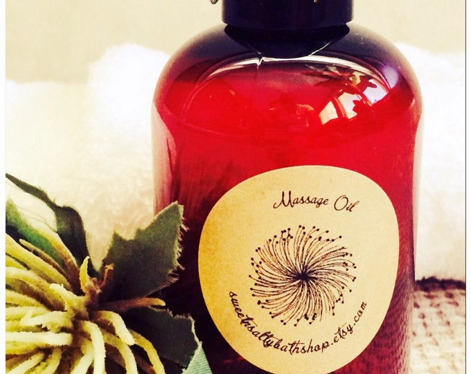 Relaxation Aromatherapy Massage Oil
