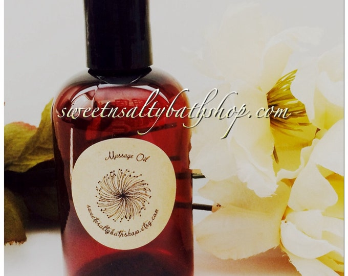 Aromatherapy Spa Massage Oil-Calming, Relaxation, Awaken, Sore Muscle Therapy