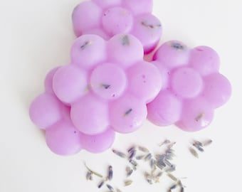 Lavender Vanilla Bath Melts