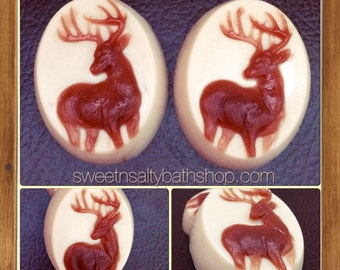Deer Hunter Shea Butter Scented Soap