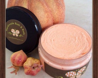 Sweet Pumpkin Spice Whipped Body Butter
