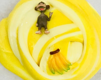 Monkey Farts Scented Slime