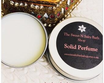 Egyptian Sandalwood Solid Perfume
