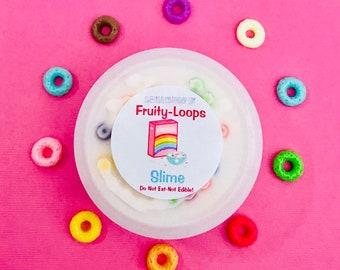 Fruity Loops Scented Slime