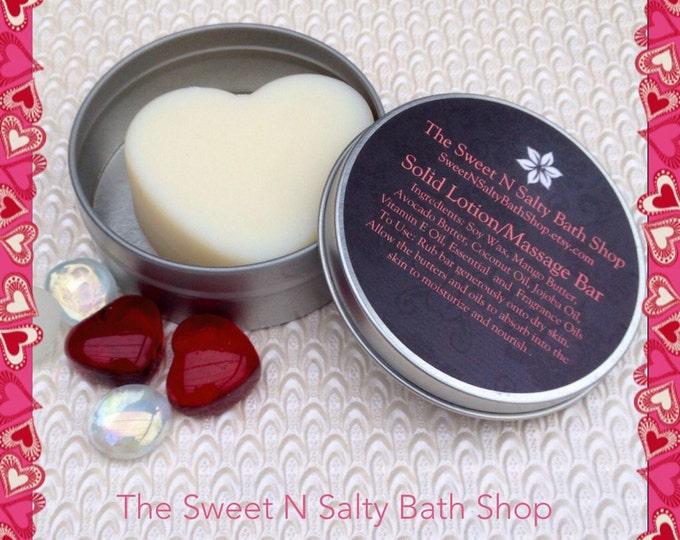 Love Spell Massage/Lotion Bar