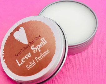 Love Spell Solid Perfume