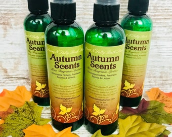 Autumn Scents Room & Linen Spray