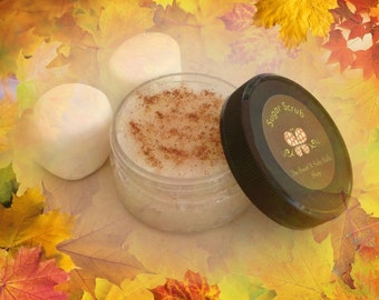 Toasted Marshmallow Scented Sugar Hand & Body Scrub