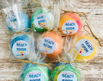 Beach Bombs-Summertime Bath Bomb Collection