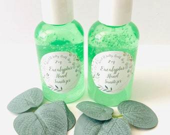 Eucalyptus Travel Size Hand Sanitizer