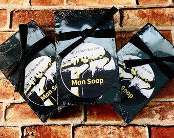 Mechanics Pine Tar Man Soap