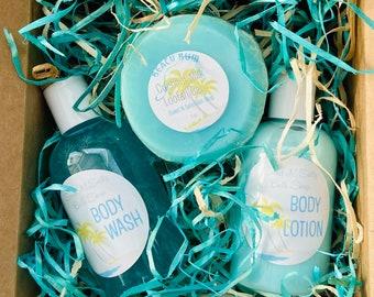 Beach Day Bath & Body Gift Set