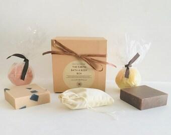 Earth Scents Bath & Body Box