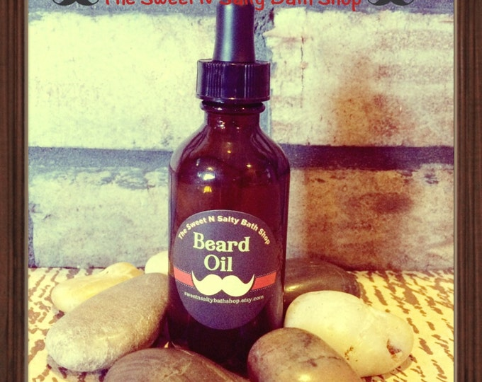 Men's Beard Oil Conditioning Treatment-Choose Your Scent