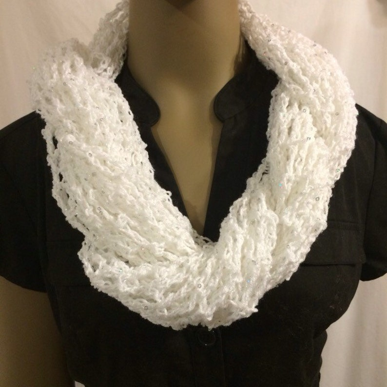 crochet clothing/white shawl/wrap/handmade/crochet image 0