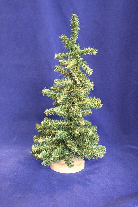 Department 56 Christmas Tree.Department 56 Vintage Christmas Tree Large Christmas Tree Wood Base 12 5