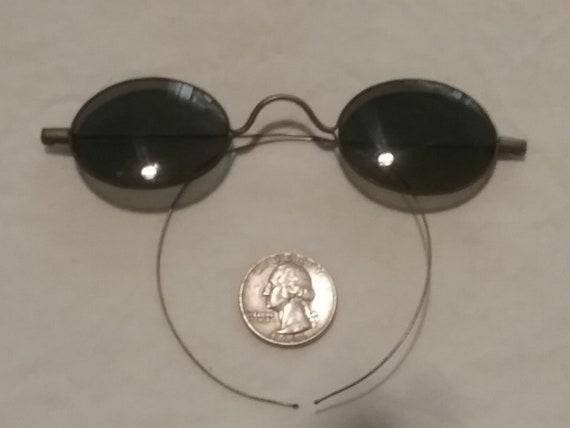 Antique hippie sunglasses