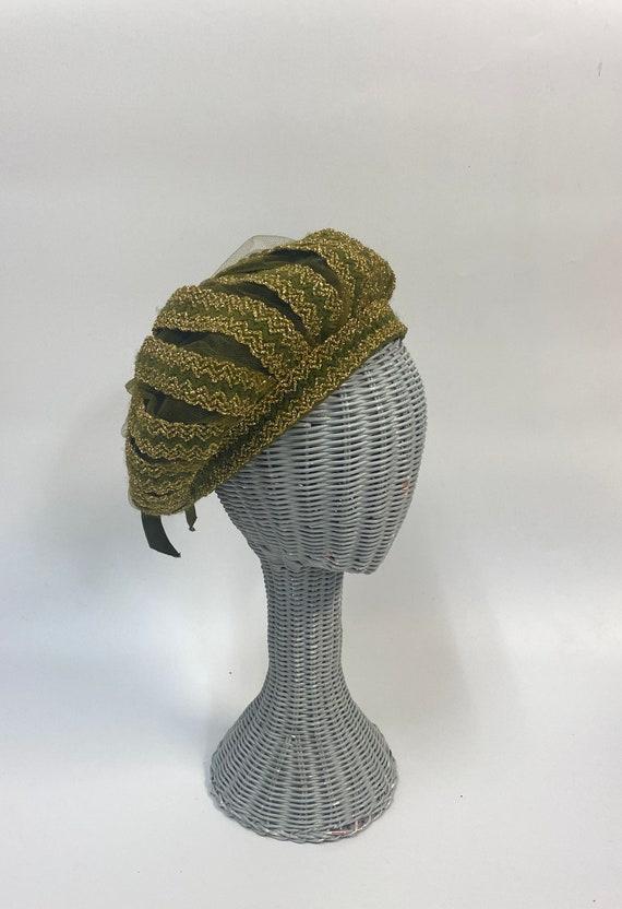 Christian Dior Vintage Beret Hat