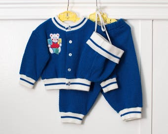 2b17131462c1 Vintage Baby Boys  Sweaters