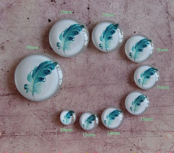 12mm Cabochons 8mm 10mm 12mm 14mm 15mm 16mm 18mm 20mm 22mm 25mm 30mm Handmade photo glass Cabochons xy1124
