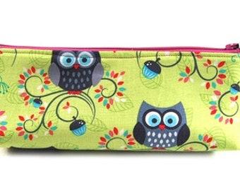 Green OWL Pocket
