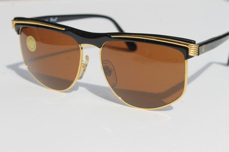 76bc172083fd Rare great vintage sunglasses PERSOL UNGARO U463 140 95 58-16   Etsy