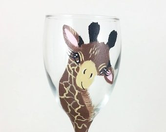 Giraffe Wine Glass, Giraffe Lover Gifts, wine lover gift, Best selling Items, Best wine gift, Wine glasses, Giraffe Glasses, Giraffe, Gifts