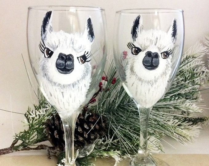 Llama Wine Glass, Llama Lover Gift, wine lover gift, Best selling Items,Best Sellers, Llama gift, Llama mama, Llama drama, Drama Queen, Wine