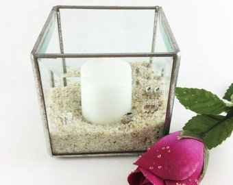 Holiday Sale Votive Candle Holder, votive candles, home decor, candle holder, tea light holder, Tea Candle Holder, Glass Candle holder, hous