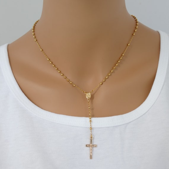 Dainty Necklace delicate necklace gold necklace gift for her simple necklace layering necklace necklace minimalist necklace bridesmaid gift