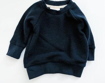 Organic Cotton Lounge Raglan // Sweater