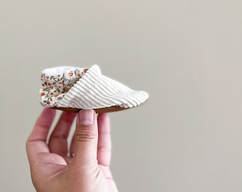 Soft Sole Leather baby shoes and Bloomers