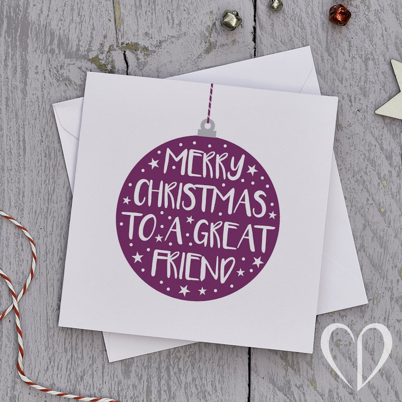 FREE P/&P Quality Card Available In Various Designs Auntie Christmas Card