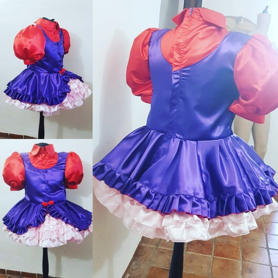 Show Your Colors For Order Suzi/'s Ruffles