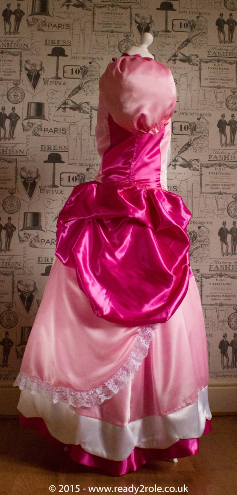 The Princess Peach Costume CW8yTP2a