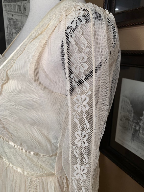 Gunne Sax Dress by Jessica McClintock, Gunne Sax … - image 6