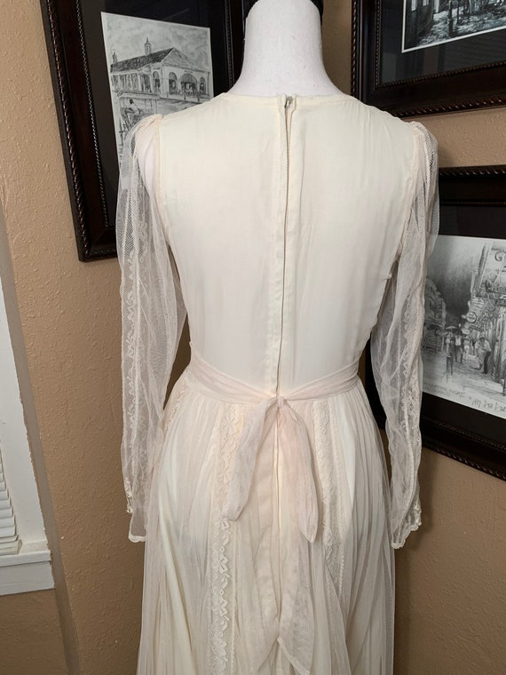 Gunne Sax Dress by Jessica McClintock, Gunne Sax … - image 10