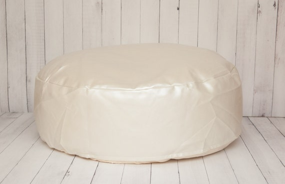 Sensational Travel Size Faux Leather Newborn Posing Bean Bag Infant Poser Pillow Photo Prop Ready To Ship Unfilled Power Shapable Handle Uwap Interior Chair Design Uwaporg