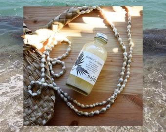 MONO'I de TAHITI // Tiaré Coconut Body Oil
