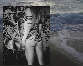 MAILE High Waist Bikini Bottom