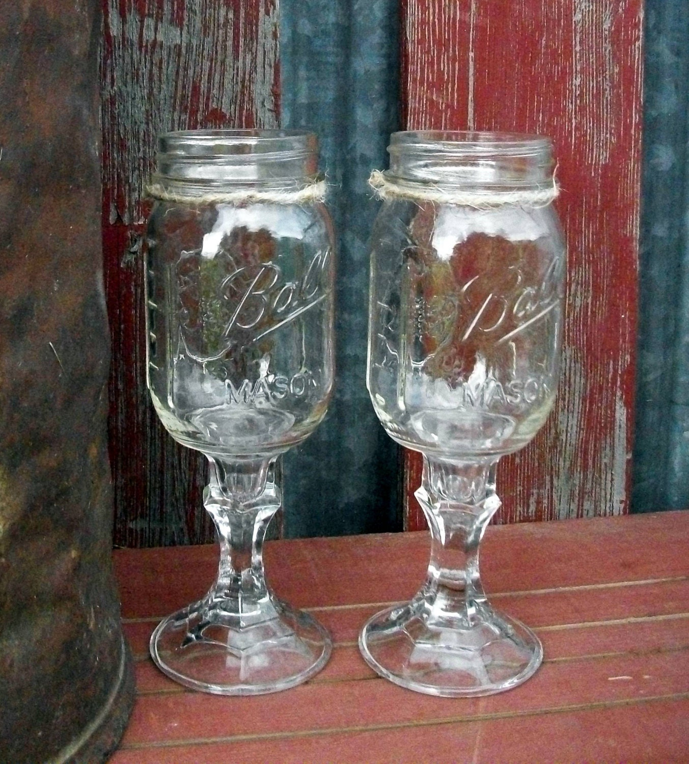 Wine-Down Redneck Style Details about  /The Original Redneck Wine Glass NIB Free Shipping.