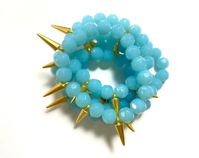 Featured listing image: The Saquaro Spike Stretchie - Sky Blue