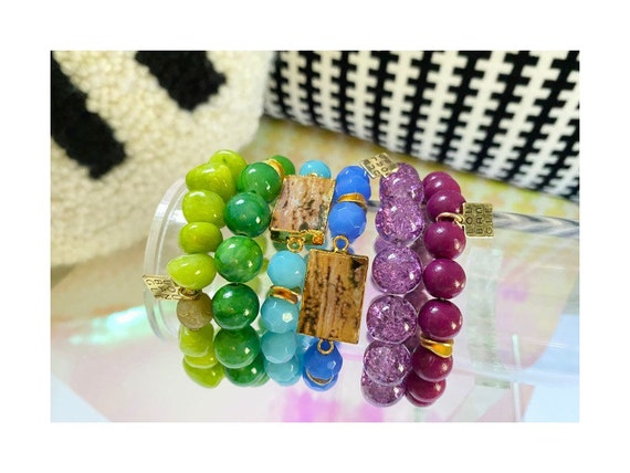 Taste the Rainbow Layering Stretchie | 6 options