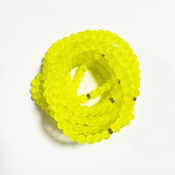Electric Lemon Stretchie