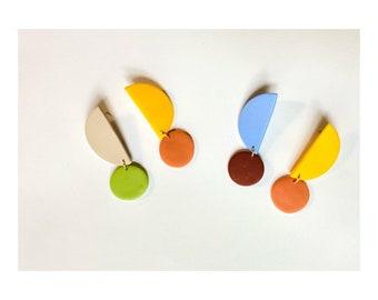 Bianca Clay Danglers - Multiple Colors