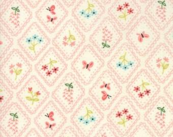 Home Sweet Home - Pink Diamonds - from Moda Fabrics