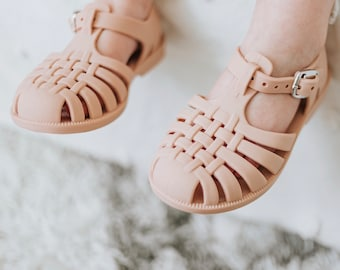 Toddler jelly shoes   Etsy